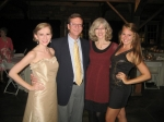 (Jane) My sister Betsy Criminger Lowery and her family in Birmingham AL...they are all Auburn Tigers now, at least she i